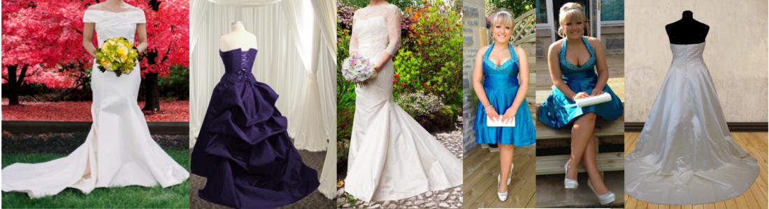 Collage of brides Web Header